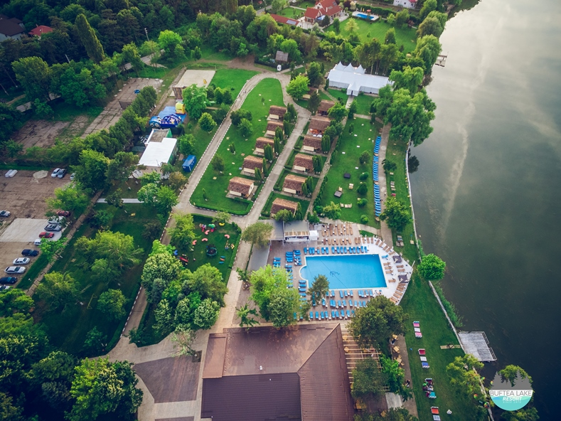 Locatie evenimente Buftea Lake Resort